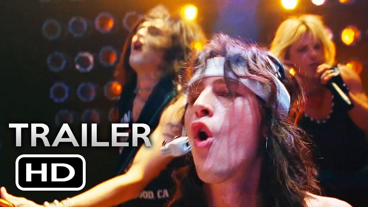 THE DIRT Official Trailer (2019) Mötley Crüe, Machine Gun Kelly Netflix  Movie HD