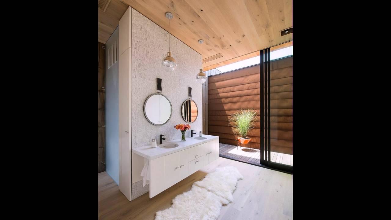 Schwimmdock Individuelle Vanity Und Waschbecken Für Die Zeitgenössische Master  Badezimmer