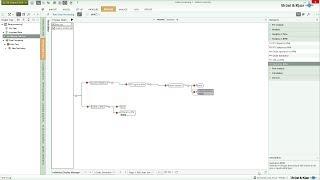 كيفية إنشاء وحفظ عملية سلسلة في BK الاتصال – Brüel & كيير