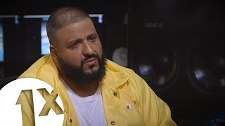 DJ Khaled talks Kanye and Jay-Z