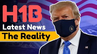 H1B Latest News: The reality of the new H-1B