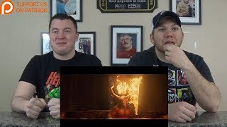 "Hellboy (2019 Movie) New Trailer ""Red Band"" REACTION!!!"