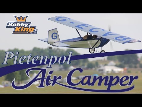 Pietenpol Air Camper - HobbyKing - Product Video