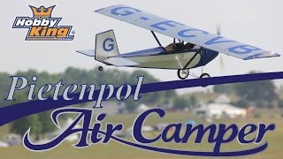 Pietenpol Air Camper - HobbyKing - Product Video