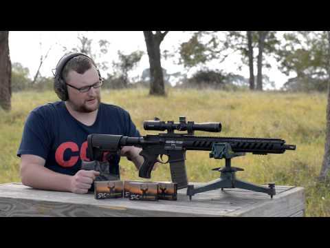 Sharps 25-45 AR-15 Range Test