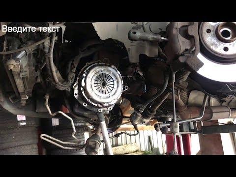 Замена сцепления Renault Scenic