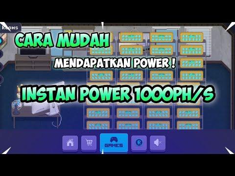 ROLLERCOIN CARA MENDAPATKAN POWER DENGAN MUDAH 2021