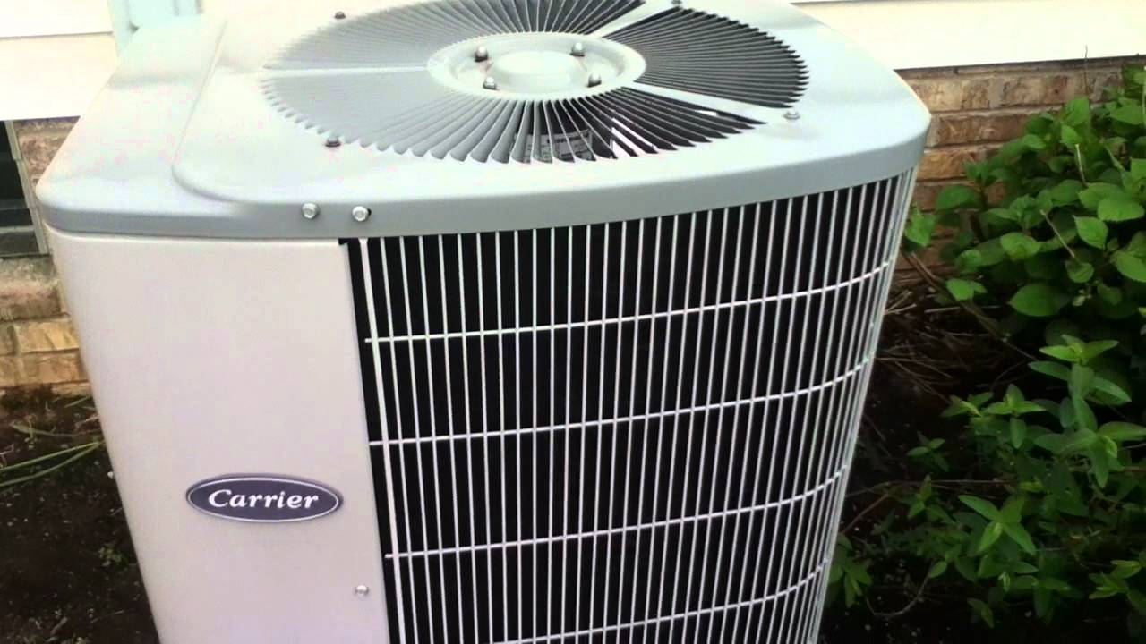 Carrier Tech Heat Pump From At My Cousin S Home