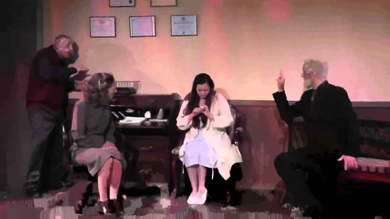 I Never Promised You A Rose Garden Miners Alley Playhouse In Golden Colorado Youtube