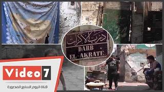 بالفيديو.. كارثة تهدد بقيع مصر..