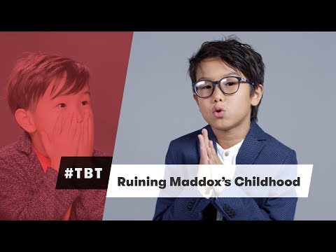 Ruining Maddox's Childhood   #TBT   Cut