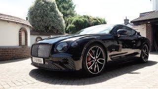 New 2019 Bentley Continental GT Wrapped!!
