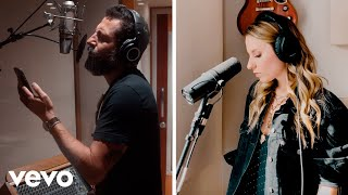 Caitlyn Smith - I Can't (feat. OĮd Dominion) (In The Studio)