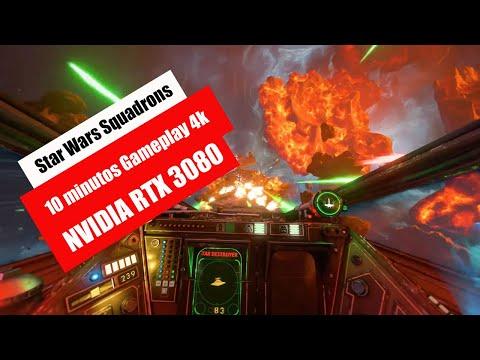 Star Wars: Squadrons Análisis de rendimiento con NVIDIA RTX 3080