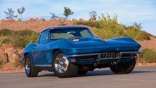 1966 Chevrolet Corvette 427 Coupe-Test Drive - Viva Las Vegas Autos