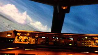 Boeing 777 Full Flight Simulator