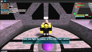 "Roblox Project Pokemon - #71 ""Mewthree vs Elite Four!"" - Kommentar"