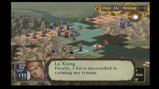 Romance of the Three Kingdoms VII [Scenario 3, Part 3]