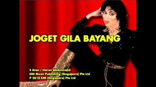 Joget Gila Bayang - Anita Sarawak (Official MTV Karaoke)
