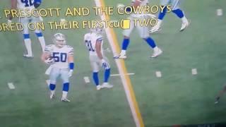 bad Calls- Lions/ Cowboys 12-26-16