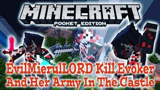 ✔Machinima The Story About EvilMierulLORD Kill Evoker And Her Army In The Castle
