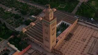#MarocVuDuCiel, Extraits: Marrakech, Ouzoud, Safi et Essaouira.