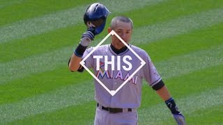 #THIS Ichiro joins the 3,000 hit club thumbnail
