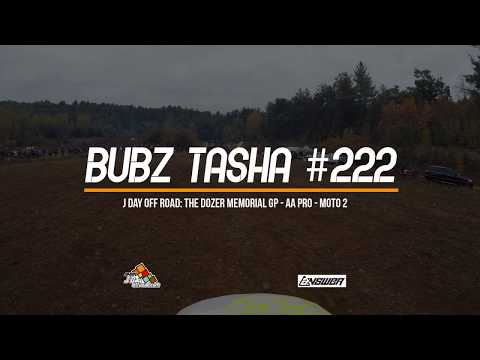 2019 Answer J Day Off Road Series: The Dozer Memorial GP : On Board With Bubz Tasha