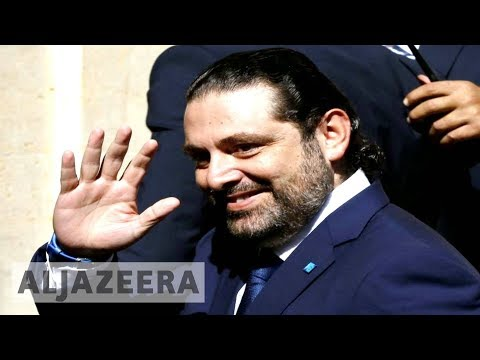 Lebanon's PM Hariri withdraws resignation