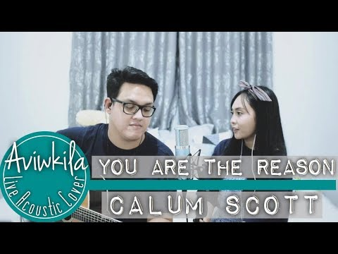 Calum Scott - You Are The Reason (Live Acoustic Cover by Aviwkila)