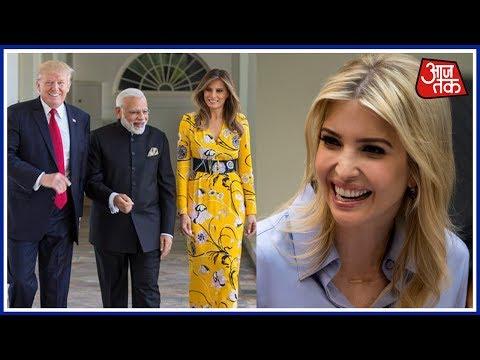 Trump's Daughter To Visit India On Modi's Invitation: Shatak Aajtak