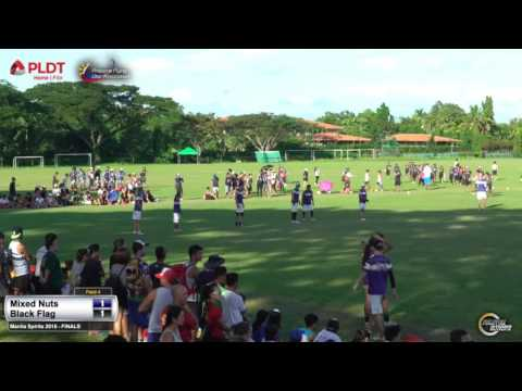 Mixed Nuts vs Black Flag LIVESTREAM   Manila Spirits 2016  - FINALS