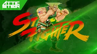 guile street fighter theme song remix prod by attic stein