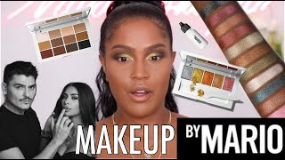 MAKEUP BY MARIO REVIEW + FIRST IMPRESSIONS | MAKEUPSHAYLA