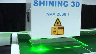 3D laser GLASS MAX SERIES -laser engraving machine -Shining3D