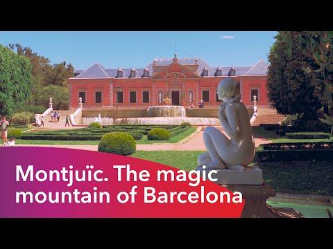 Montjuïc. The magic mountain of Barcelona