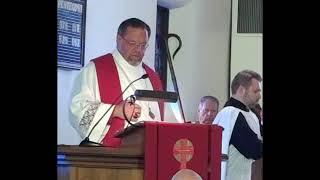 Bishop's Convention Address