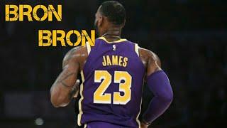 NBA Mix LeBron James - Right Hand 2 God (R.I.P. Nipsey Hussle)