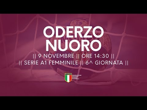 Serie A1F [6^]: Oderzo - Nuoro 27-21