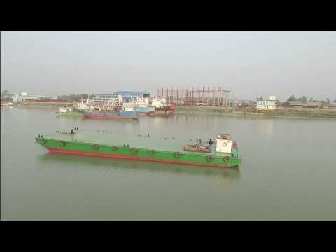 Barges, Built by FMC Dockyard, Bangladesh