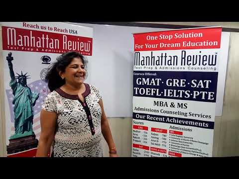 MS Admission Services - Manhattan Student Testimonial | Viswarajan
