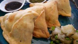 Samosa - Indian Appetizer Recipe