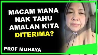 PROF DR MUHAYA - CARA MELEMBUTKAN HATI