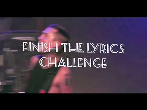 Twenty One Pilots : Finish The Lyrics Challenge