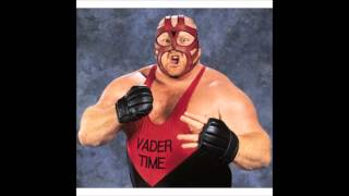 Vader 1st WWE Theme
