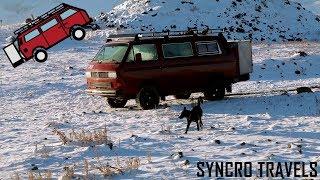 Schnee! | Das erste mal Campen bei Minusgeraden | Türkei | Roadtrip nach Indien #09