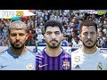 FIFA 20   80+ New Players FACES!!   Ft. Hazard, Agüero, Suarez...etc