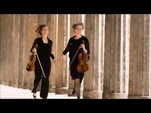Robert Fuchs Duo Op. 60 Nr. 3 'Kräftig bewegt' für Violine und Viola, Duo Wilken