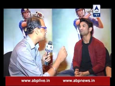 Sushant Singh Rajput and Neeraj Pandey Interview with ABP News for M.S. Dhoni The Untold Story
