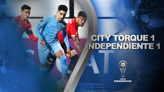 Mont. City Torque vs. Independiente [1-1] | RESUMEN | Fecha 4 | CONMEBOL Sudamericana 2021